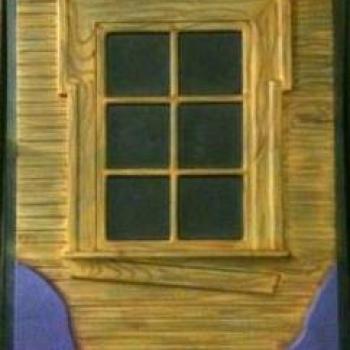 Old House Small Window Trip Sixx