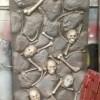 Skull & Bone Wall