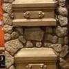 Fieldstone Coffin End