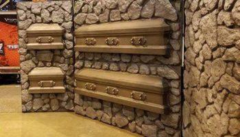 fieldstone caskets